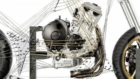 Yamaha phát triển mẫu FJ-09 động cơ 3 xi-lanh