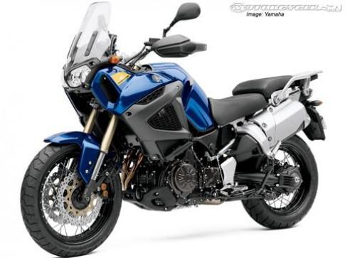 Yamaha Super Tenere - Xe mơ ước của dân phượt