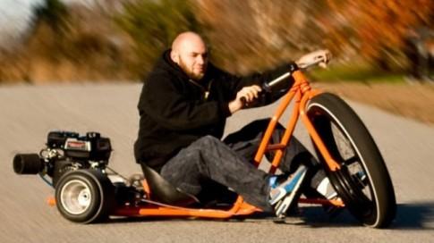 Big Wheel Drift Trike, xe drift đồ chơi dành cho người lớn