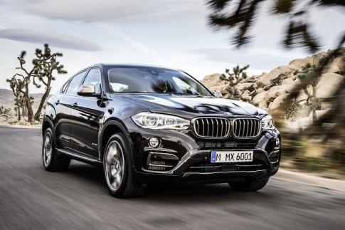 BMW X6 thế hệ mới chính thức ra mắt