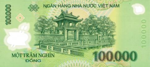Các điểm du lịch nổi tiếng trên... đồng tiền Việt Nam