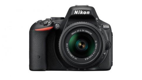 D5500 duoc ra mat DSLR dung man hinh cam ung dau tien cua Nikon