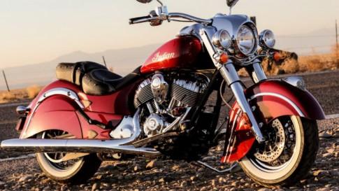 Đã xuất hiện đối thủ nặng ký của Harley-Davidson