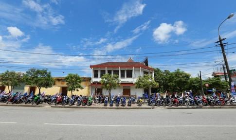 Đại hội Yamaha Exciter tại thành phố Hà Tĩnh
