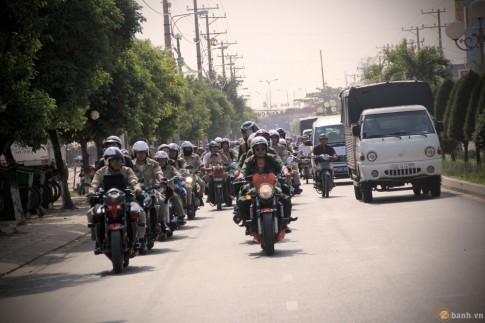 Đội Motor Q5 HCM tham gia dẫn đoàn Roadshow tại Rạch Giá