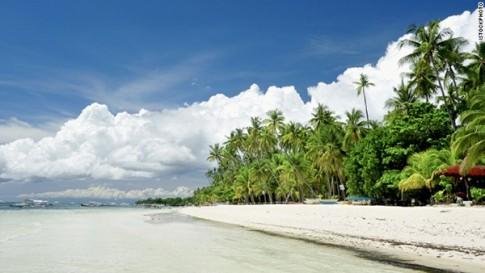 """Du lịch biển, khám phá những hòn đảo """"thiên đường"""" ở Philippines"""