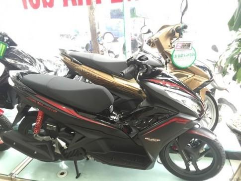 Honda AirBlade 125 đen mờ với giá bán 39,99 triệu đồng