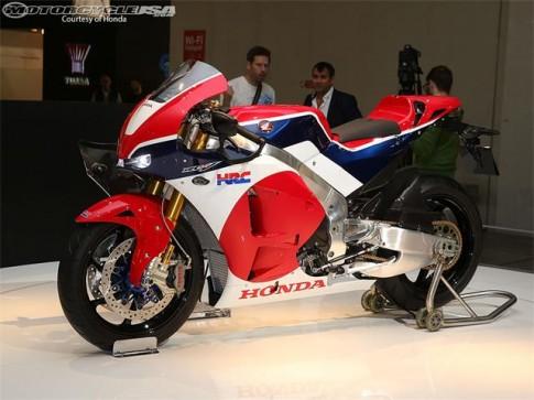 Honda chào bán mẫu xe đua MotoGP với giá khoản 4 tỷ đồng