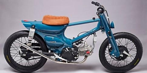 Honda Cub - huyền thoại vang bóng một thời của Honda