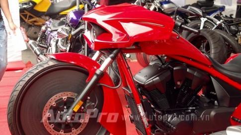 Honda Fury siêu môtô độ độc nhất vô nhị tại Việt Nam