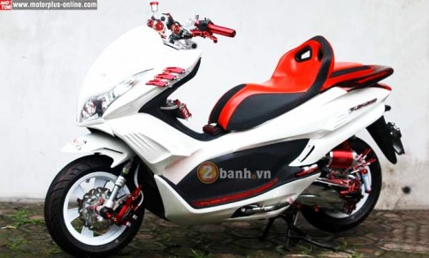 Honda PCX do full do choi