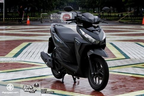 Honda Vario 150 Can canh chi tiet