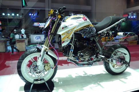Kawasaki KSR 110 - Stunt Style