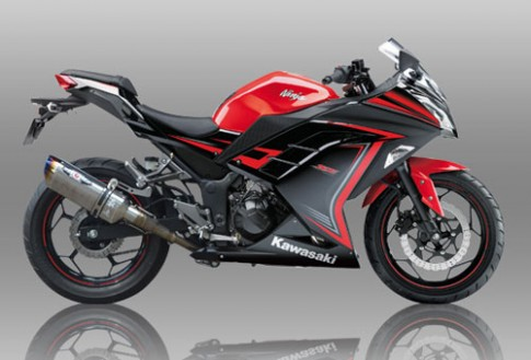 Kawasaki ra mắt Ninja 250 Beet Performance
