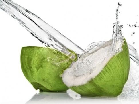 Khỏe đẹp với nước dừa