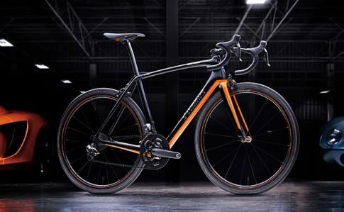 McLaren trình làng mẫu xe đạp cao cấp phiên bản giới hạn