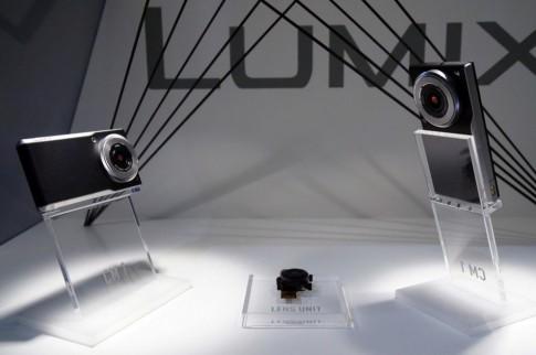 Panasonic Lumix CM1 duoc ban ra tren thi truong the gioi