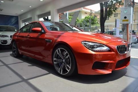 Ra mắt BMW M6 GranCoupe giá 6,268 tỷ đồng
