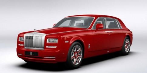 Sốc vì đại gia Hong Kong đặt mua 30 chiếc xe Rolls-Royce Plantom