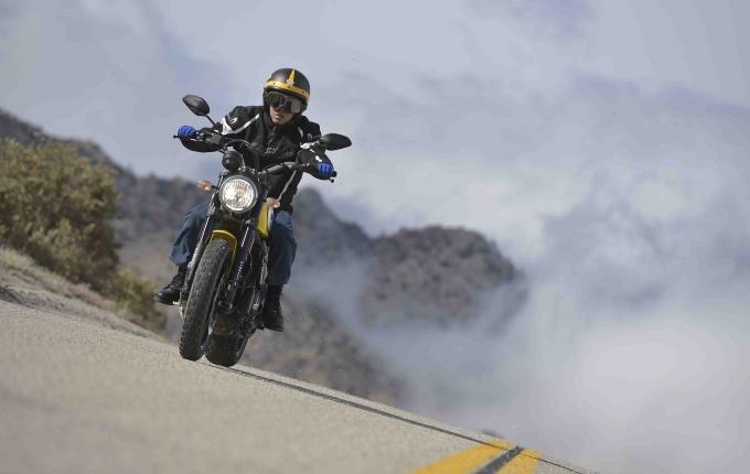 Trải nghiệm những khoảnh khắc tuyệt vời cùng Ducati Scrambler