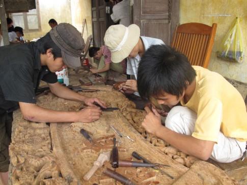 Về Hội An thăm xứ mộc tài hoa Kim Bồng