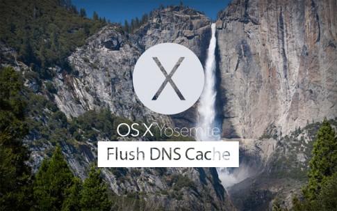 Xóa bộ nhớ cache DNS trong Mac OS Yosemite