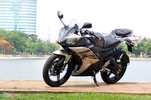 Yamaha R15 và Honda CBR150 2015 So Sánh chi tiết