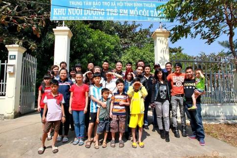 Benelli Việt Nam Team cùng tour từ thiện đầu năm