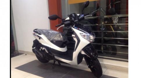 Cận cảnh Honda Moove 110 giá rẻ vừa mới về Việt Nam