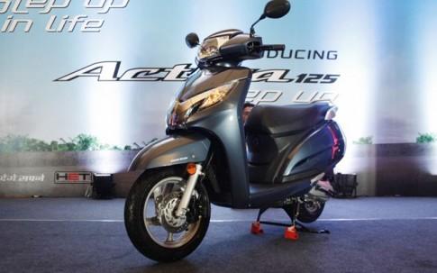 Honda Activa 125 Xe tay ga bán chạy tại Ấn Độ