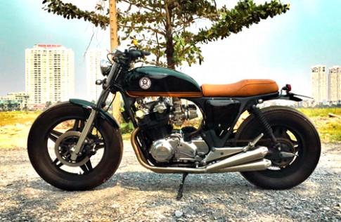 Honda CB750 Classic cua biker Phu Quoc