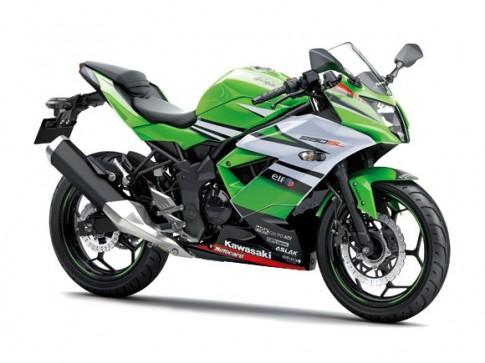 Kawasaki Ninja 250SL ra mắt màu đặc biệt