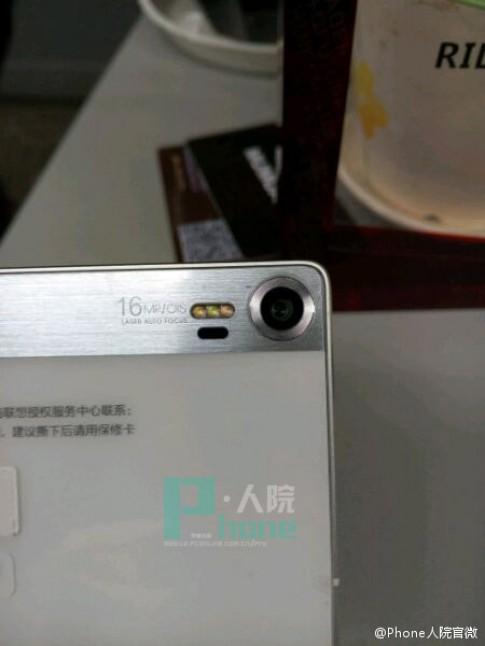 Lenovo K3 lộ thiết kế như máy ảnh Compact