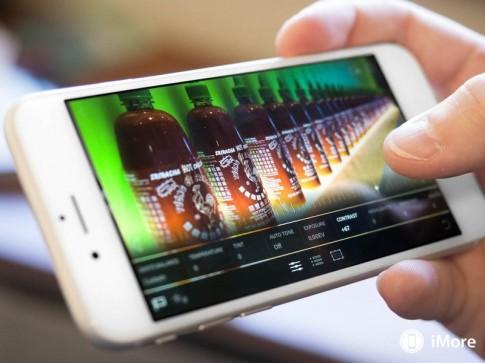 Lightroom trên iOS cập nhật tính năng mới