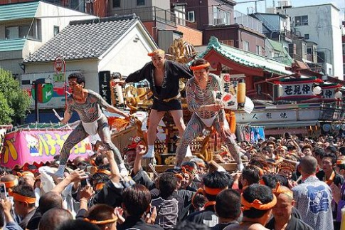 Những lễ hội mùa xuân hấp dẫn ở Tokyo, Nhật Bản