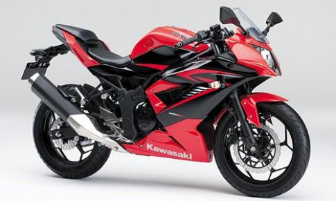 Ninja 250SL 2015 khoac bo ao moi
