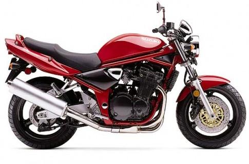 Suzuki Bandit 1200 độ Streetfighter đầy kích thích