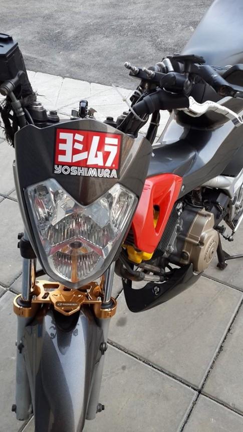Suzuki Raider do nhe do choi Racingboy