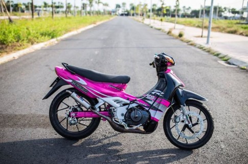 Suzuki Sport do dam chat choi