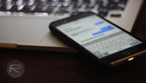 Thủ thuật hay giúp bạn làm chủ bàn phím của iOS