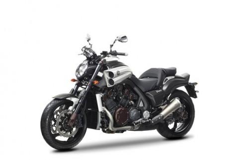 Yamaha VMAX Carbon Special Edition tuyệt đẹp với phiên bản đặc biệt