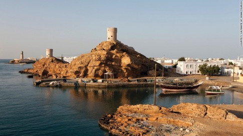 7 ly do ban nen den tham Oman 1 lan trong doi
