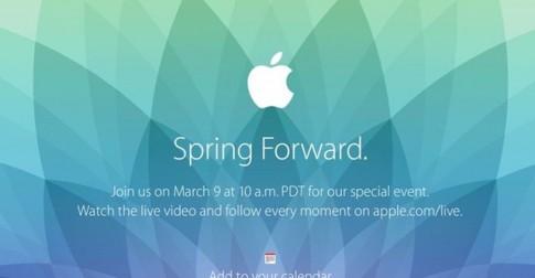 Apple Tổ Chức Sự Kiện Ra Mắt Apple Watch Vào 9/3