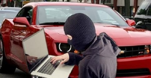 Càng thông minh, xe hơi có nguy cơ bị tin tặc tấn công