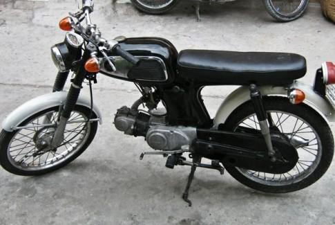 Câu chuyện về Honda 67 huyền thoại của chủ tịch FPT