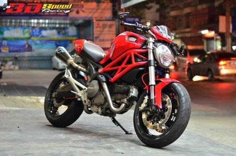 Ducati Monster 795 độ sành điệu bên đất Thái