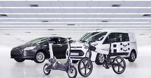 Ford chuyển hướng sản xuất xe đạp điện tử