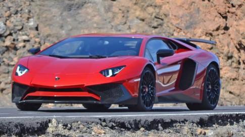 Lamborghini Aventador SV sẽ được sản xuất hàng loạt?