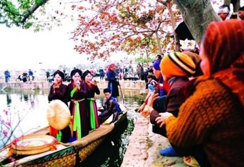 Những lễ hội Xuân truyền thống Việt Nam