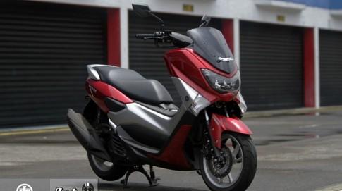Ra mắt Yamaha NMax 150 giá rẻ bất ngờ